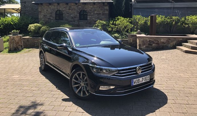 Essai vidéo - Volkswagen Passat SW (2019) : inébranlable