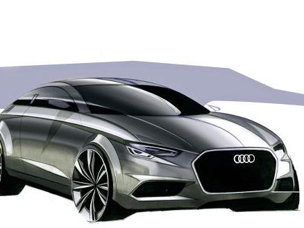 La nouvelle Audi A3 en sketches