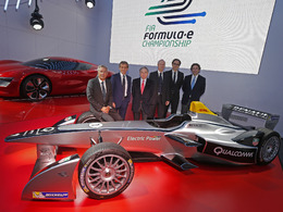 Alain Prost et Jean-Paul Driot créent e.dams