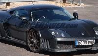 Future Noble M600: la Porsche Carrera GT pour référence