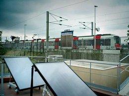 Zoom sur la rénovation écolo de la gare d'Achères Ville