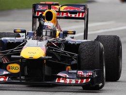 F1 : certains pilotes se plaignent des dépôts de gomme