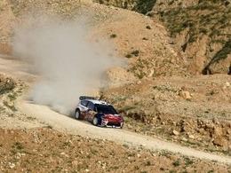 WRC : En route pour la Jordanie