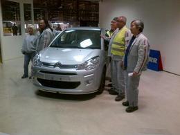La dernière Citroën C3 sort aujourd'hui des chaines d'Aulnay
