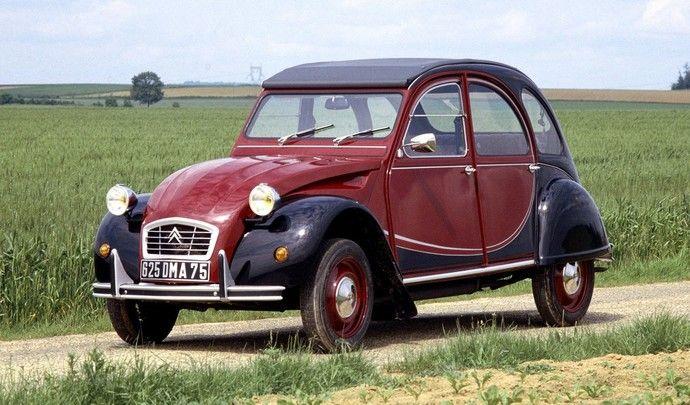 Citroën ne veut pas de retour de la 2CV