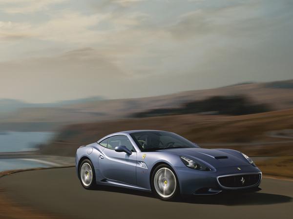 Un moteur turbo en développement sous le capot d'une Ferrari...