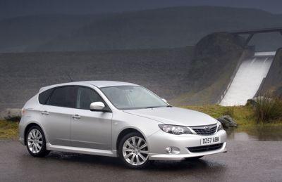 Subaru Impreza : une 2 roues motrices à venir ?
