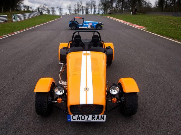 Nouvelle Caterham Supersport, radicale entrée de gamme