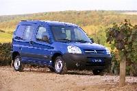 VUL - Citroën Berlingo First: la fiche technique