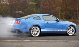 Mustang Shelby GT500 GeigerCars : 810 chevaux et 354 km/h