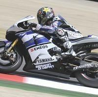 Moto GP - Italie: Jorge Lorenzo a donné sa punition