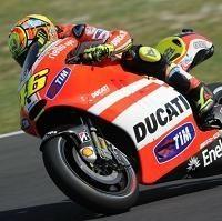 Moto GP - Ducati: De l'alu sur la GP11.1 de Rossi à Aragon !