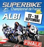 SBK France : La finale à Albi ce week-end
