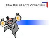 Escroquerie chez PSA: 20 millions d'euros envolés