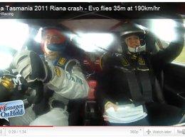[vidéo] 190 km/h, un gauche après le sommet, une note confuse, décollage ...