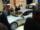 Et la voiture la plus difficile à photographier du salon de Genève est : l'Aston Martin Rapide !