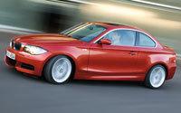 BMW Série 1 Coupé: les photos !
