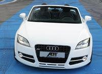 Audi TT Roadster by Abt [+photos HD]