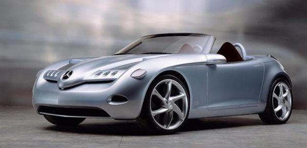 Mercedes envisagerait un roadster SLA pour 2011 et un shooting brake CLS