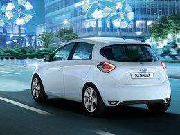 Renault Zoe : 1600 km en 24 heures