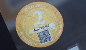 Renault offre la vignette Crit'Air