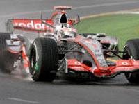 GP de France : première journée maussade pour McLaren Mercedes