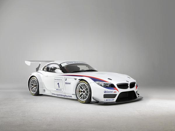 La Nouvelle BMW Z4 GT3 en 7 photos officielles