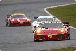 Le nouveau championnat d'Europe GT2 n'aura pas lieu en 2010. Il est reporté...