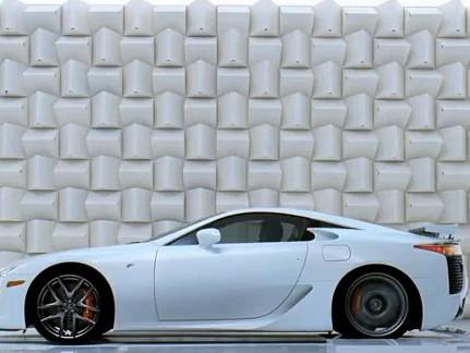 [Vidéo] Lexus LFA, le son qui tue