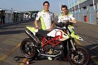 Ducati Hypermot' Parmac : Complément d'information