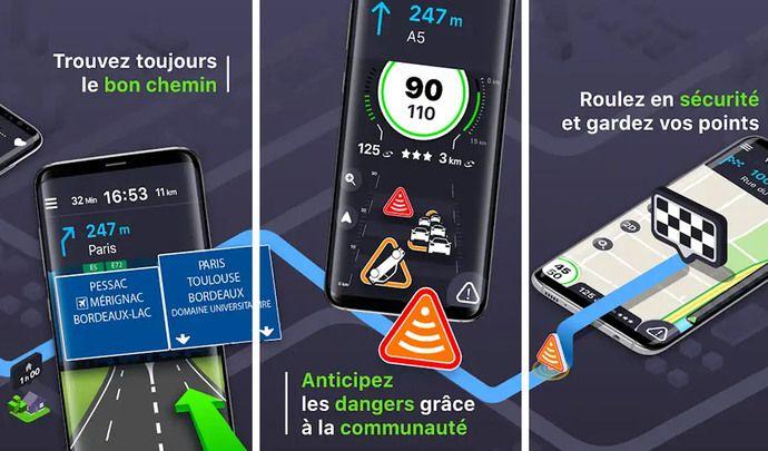 Radars : Coyote augmente le prix de son application smartphone - Caradisiac.com
