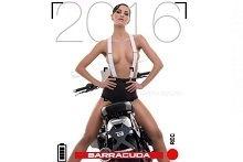 Vidéo - Moto § Sexy: le calendrier Barracuda vous tiendra chaud cet hiver