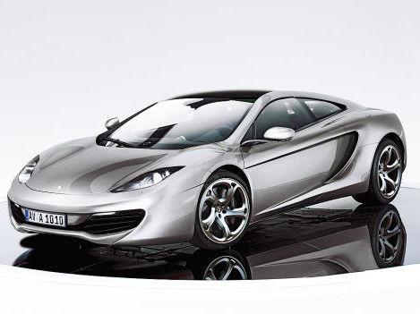 Future McLaren MP4-12 GT : la version familiale
