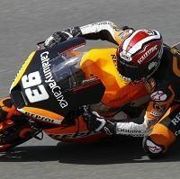 Moto 2 - Aragon D.1: Marquez marque son terrain