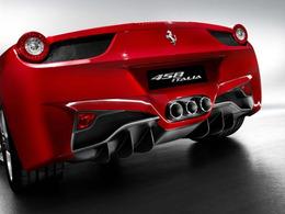 Supersport et CO2 : Ferrari le meilleur élève