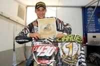 EMX2 : Christophe Charlier champion 2009