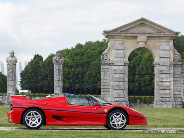 Photos du jour : Ferrari F50 (KB Rossocorsaday 3)