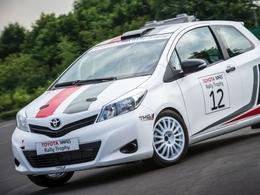 Toyota prépare son retour en WRC!