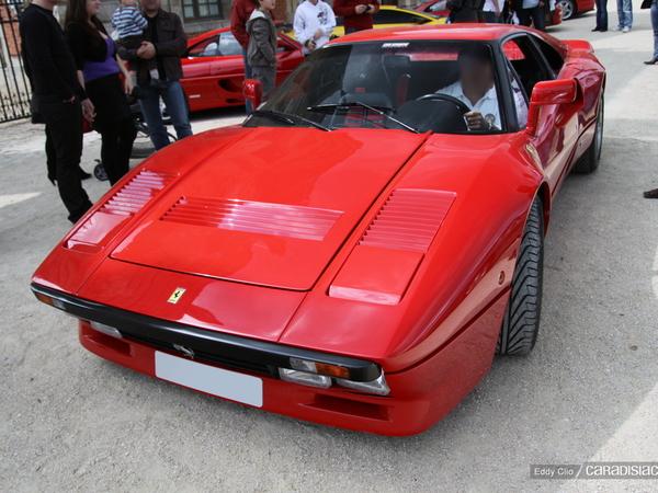 Photos du jour : Ferrari 288 GTO