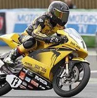 SBK France -125 Moto 3 : Robin Anne remporte la course