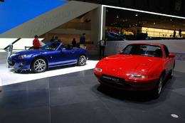 Direct Genève 2010 : Mazda MX-5 20e anniversaire, cabriolet vieux beau ou beau vieux ?