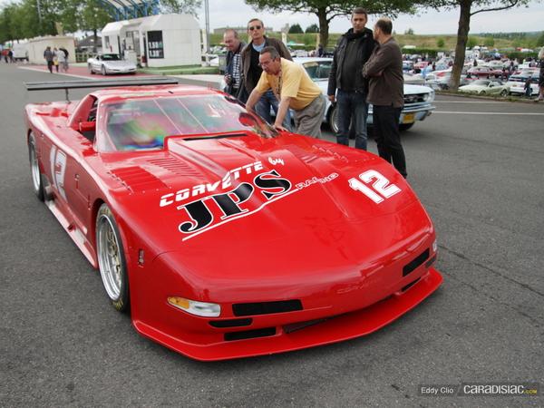 Photos du jour : Corvette C5 by JPS Racing (Classic Days)