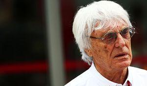 Bernie Ecclestone quitte son poste de patron de la F1
