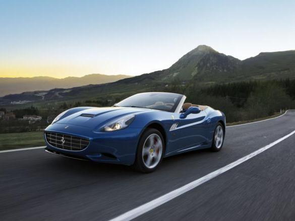 Ferrari California: quelques détails sur sa remplaçante