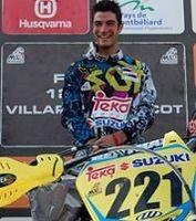 MX3 : Xavier Boog s'impose pour la finale à Villars-sous-Ecot