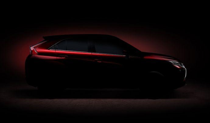 Salon de Genève 2017 : le nouveau SUV de Mitsubishi s'annonce