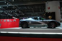 Genève 2010 live : Tesla Roadster Tag Heuer, la montre électrique