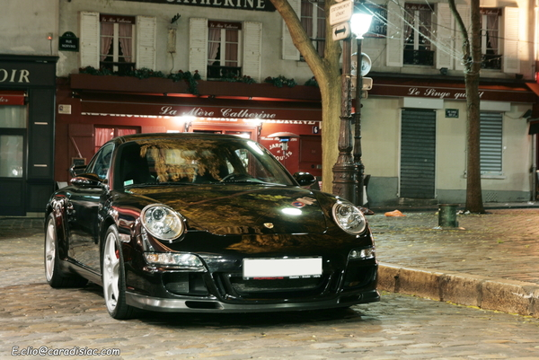 Photos du jour : Porsche 997 carrera S Kit X51