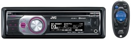 JVC KD-R811E, un nouvel autoradio Bluetooth