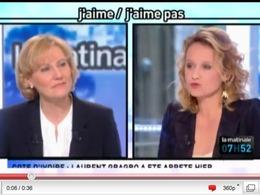 Vidéo : Nadine Morano confond Renault et Renaud